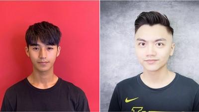 男生剪髮完都很呆?關鍵是「臉型決定髮型」 看臉剪帥度更上一層樓