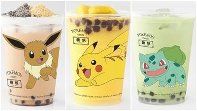 超可愛!六款「寶可夢珍珠飲品」日本限時開賣 來杯皮卡丘冰沙吧