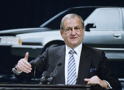 克萊斯勒救世主!美國汽車界英雄病逝