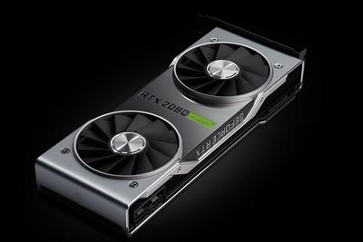 NVIDIA發表SUPER版RTX旗艦系列