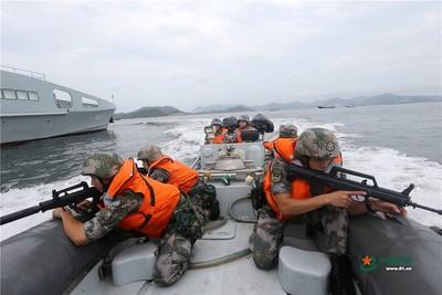 中共釋軍演訊息 國防部:無助區域和平