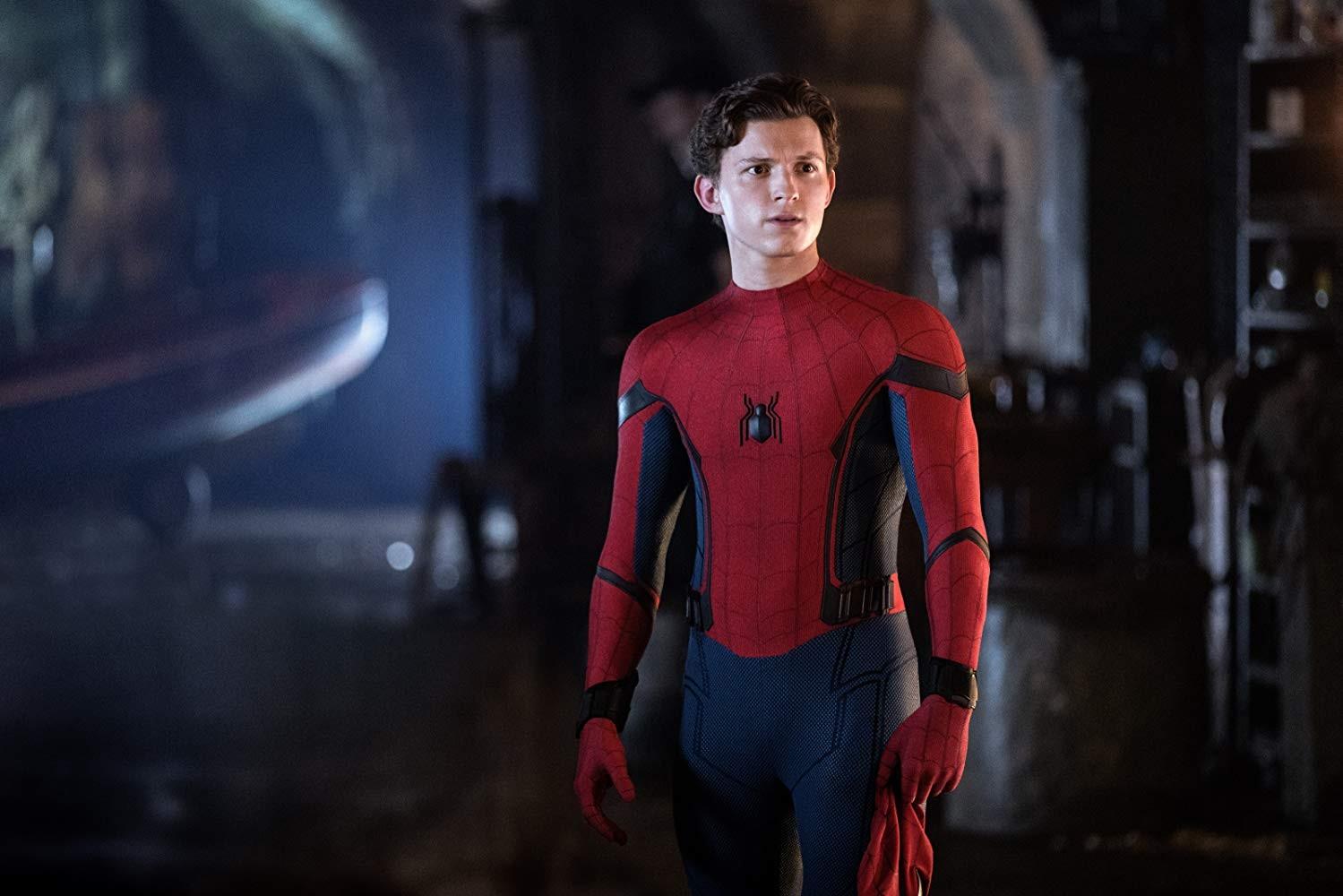 ▲▼《蜘蛛人:離家日》劇照。(圖/取自IMDb)