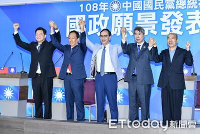 黃暐瀚提「兩重點」 國民黨可望贏2020