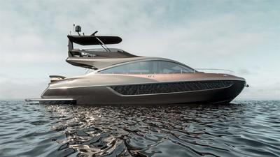 Lexus將推出LY 650豪華遊艇