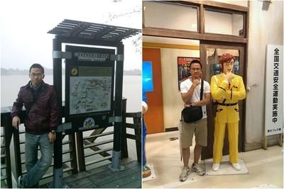 廣告小妹嘆:在台灣當警察好難