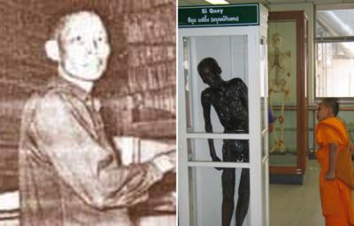 泰殺人魔被製成木乃伊示眾60年