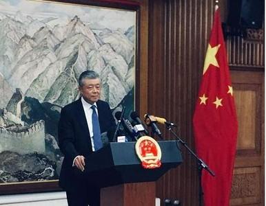 英外交部傳召中國駐英大使要求解釋