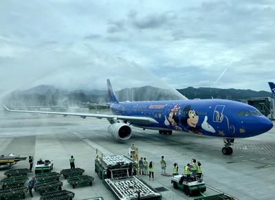 迪士尼「米奇米妮彩繪機」來台了