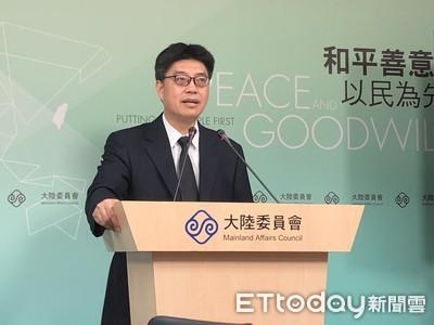 國台辦批軍售「引火燒身」 陸委會回嗆:維護和平的必要防衛