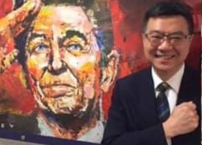 卓榮泰祝福國民黨:推派較正常的人競爭