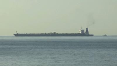 英海軍地中海「攔截往敘利亞油輪」 伊朗暴怒