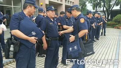 挺警察要錢給錢、要人給人!蔡英文:警力強化列最優先項目