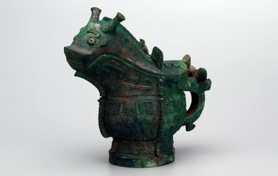 晉公盤、獸型銅觥…. 山西掃黑掃出一座青銅博物館
