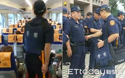 鐵路勇警殞命 保五警力支援高雄