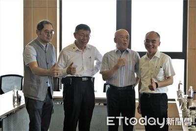 等不了四年了! 昆山台商要柯P診斷台灣:住加護還是裝葉克膜