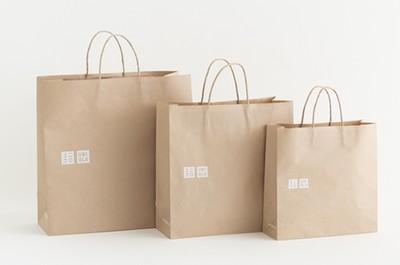 UNIQLO、GU推環保購物袋!