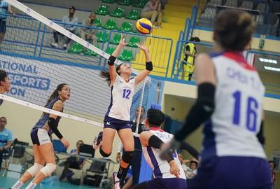 中華女排亞錦賽首戰碰泰國