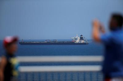 最後時刻 美司法部聲請扣押伊朗油輪