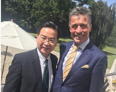 「台灣外交部長」受邀前往丹麥演說