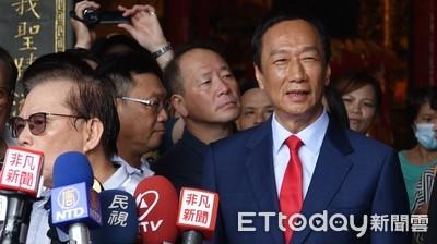 郭台銘喊想念台灣…網:也想你!