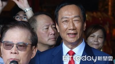 郭台銘諾當總統優先高鐵到屏東