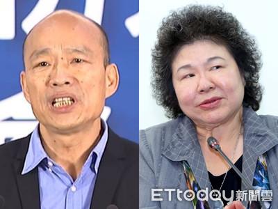 韓國瑜被酸有錢無心 孫大千點名陳菊
