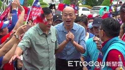周偉航:「非韓不投」準備擊潰韓國瑜