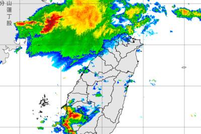 即/雨彈來襲!嘉義以南5縣市大雨