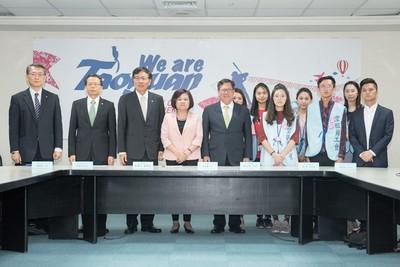 長榮勞資簽訂團體協約 勞資關係新起點