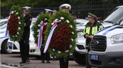 普丁秘葬14名潛艇失事軍官 外人不准探訪