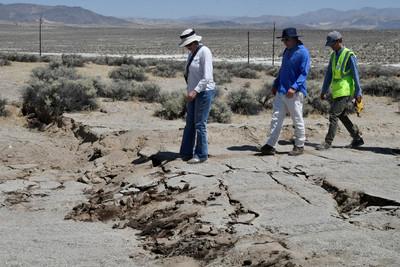 4700餘震襲加州 居民失眠崩潰