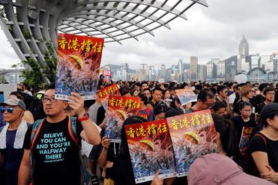 時代25大網路影響力人物 港示威者上榜