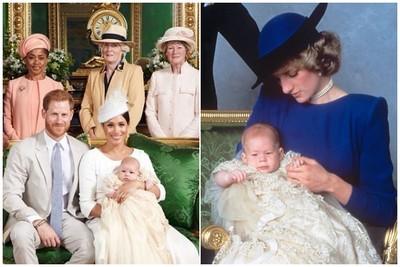 黛安娜王妃姊同框卡蜜拉拍家族照