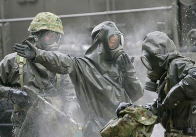 證實日軍用化武 279毒氣彈打中日戰爭