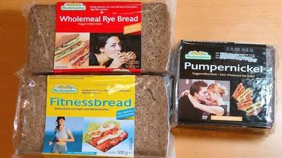 童話中窮人吃的黑麵包 加顆水波蛋就是「增肌減脂」的澱粉來源
