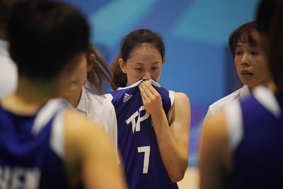 世大運中華女籃不敵澳洲無緣4強
