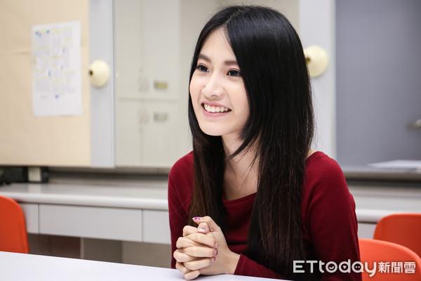 ▲艾瑞絲外型甜美,近年轉型當起YouTuber。(圖/資料照/記者周宸亘攝)