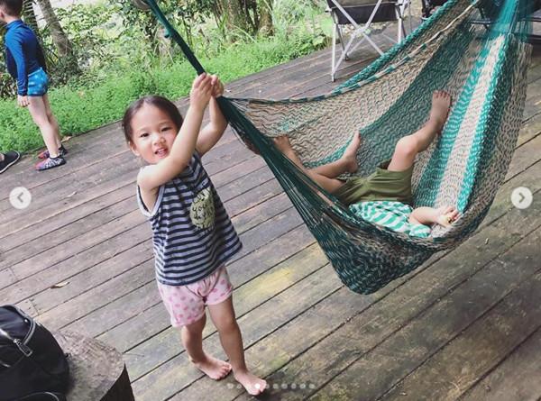 ▲▼隋棠、陶晶瑩「2家合體」過暑假!(圖/翻攝自Instagram/suitangtang)