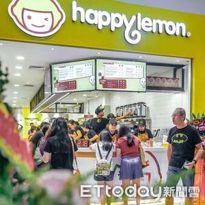 快樂檸檬上半年營收11.05億元創史上新高 雅茗董座吳伯超:「要做茶界星巴克!」