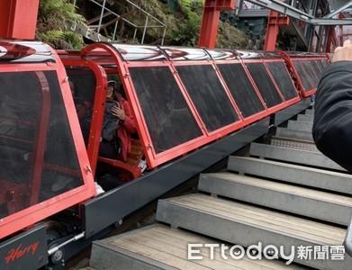 挽救竹山天梯人潮 林明溱擬設澳洲地面纜車