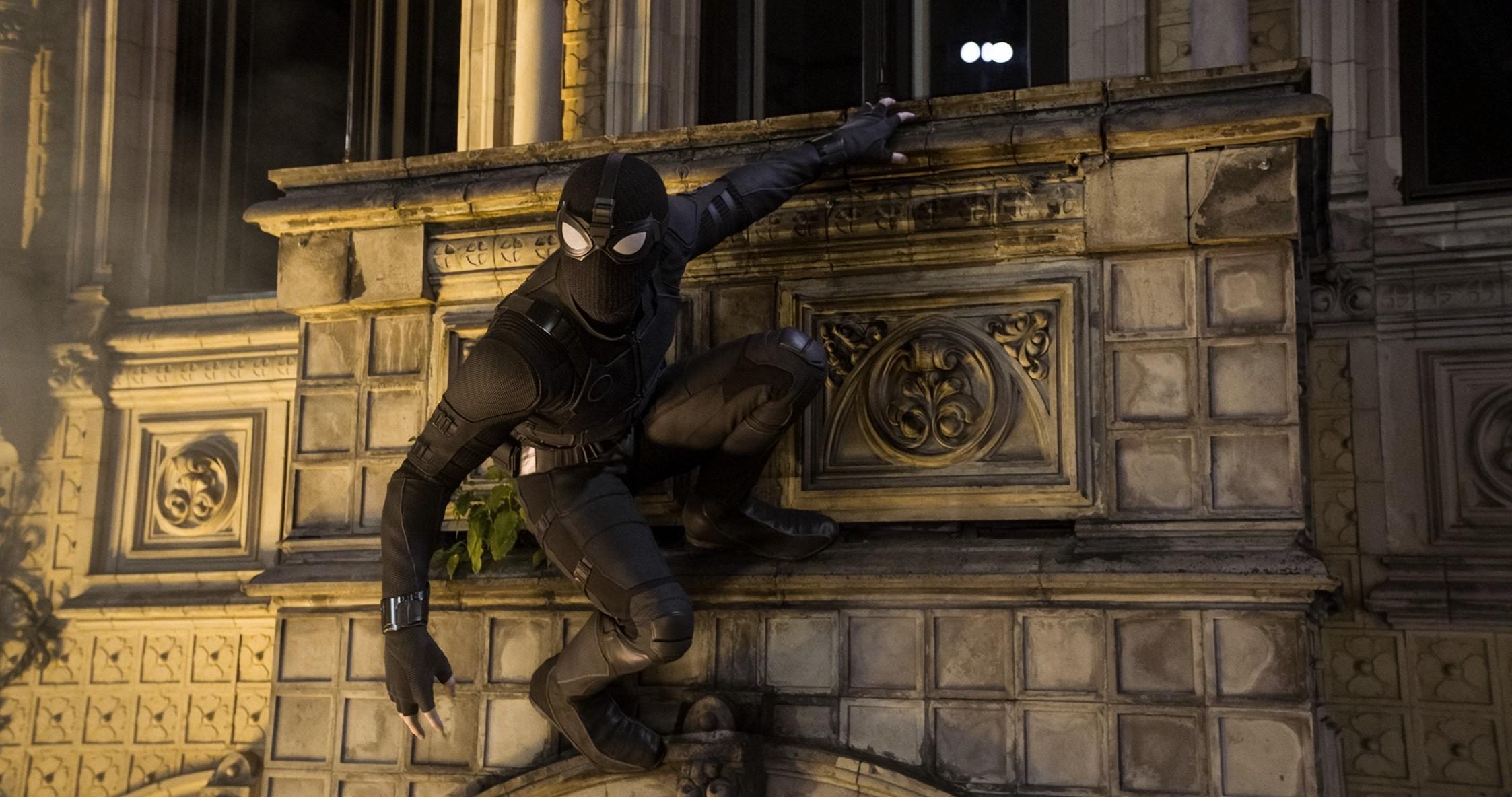 ▲▼《蜘蛛人:離家日》上映5天全球票房182.7億。(圖/索尼影業提供)