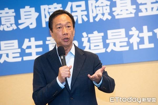 影/初選落敗「不排除組第三勢力」 郭台銘:政治是第二人生規畫