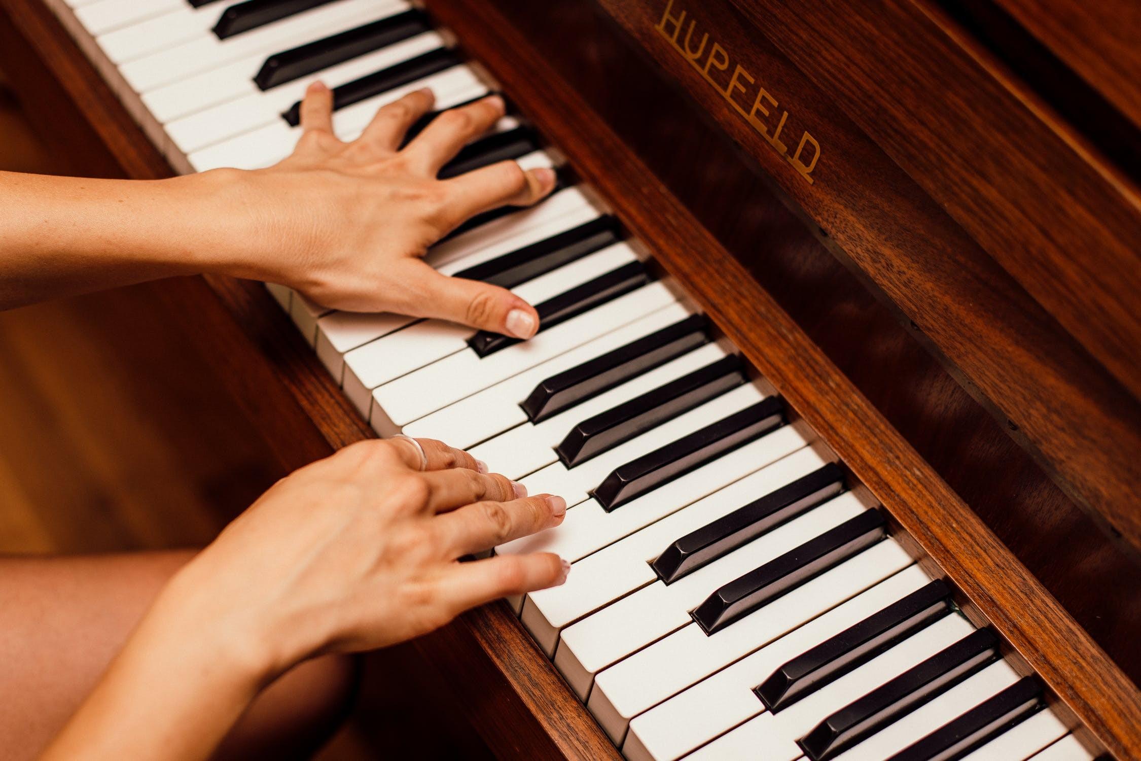 ▲▼鋼琴。(圖/取自免費圖庫Pexels)