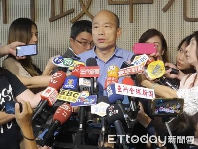 韓國瑜檢討不適任潘恒旭被點名