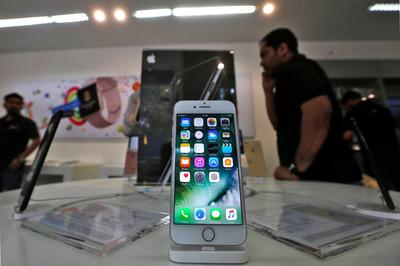 iPhone在印度Q1僅賣22萬台!銷售量下滑42%