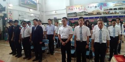 勇警出殯前台鐵開表揚會 全國警察拳頭硬了