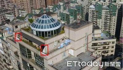 才與韓國瑜簽約蓋青年宅 國城總裁被爆違建