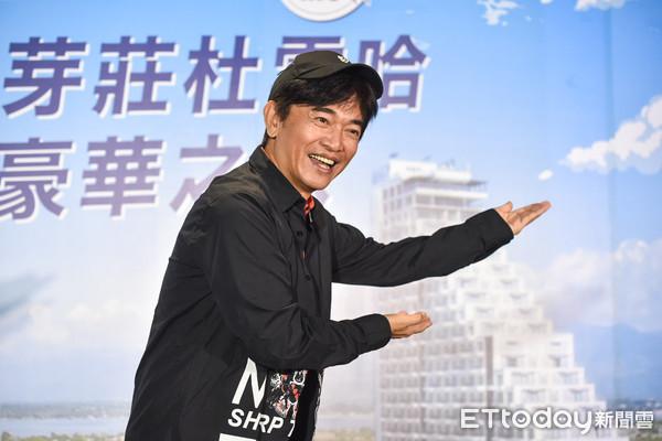 ▲吳宗憲出席台北直飛越南芽莊啟航活動。(圖/記者林敬旻攝)