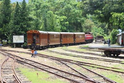 阿里山林鐵成台灣首個重要文化景觀