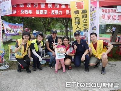 集集警分局宣導暑期青春專案